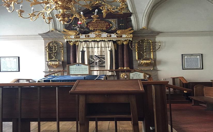 בית הכנסת הגבוה בפראג