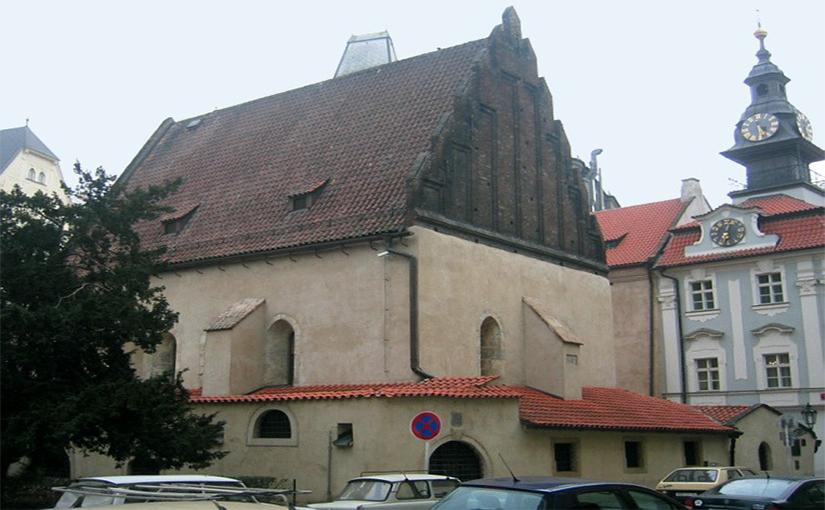 בית הכנסת החדש ישן – אלטנוי שול