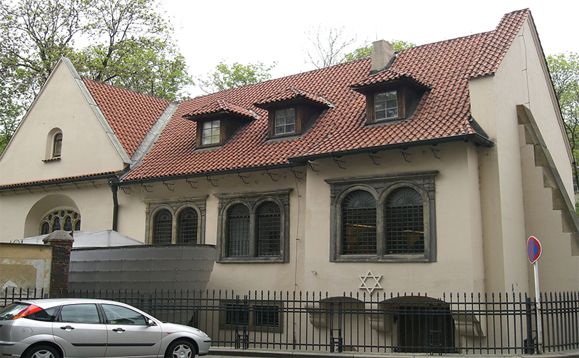 בית הכנסת פינקס בפראג