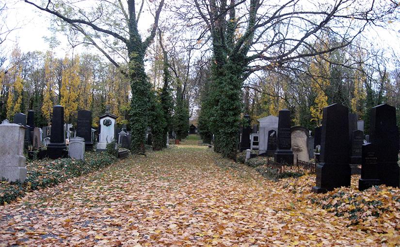 בית העלמין היהודי החדש בפראג – אולשני