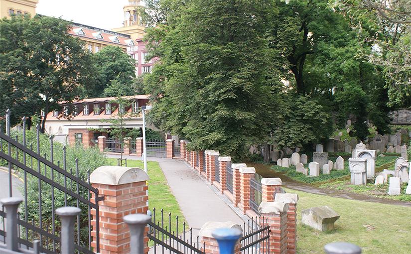 בית העלמין היהודי בפראג-ז'יז'קוב