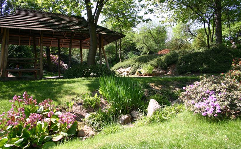 הגן הבוטני בפראג