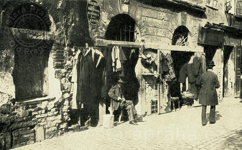 ההיסטוריה של העם היהודי בפראג