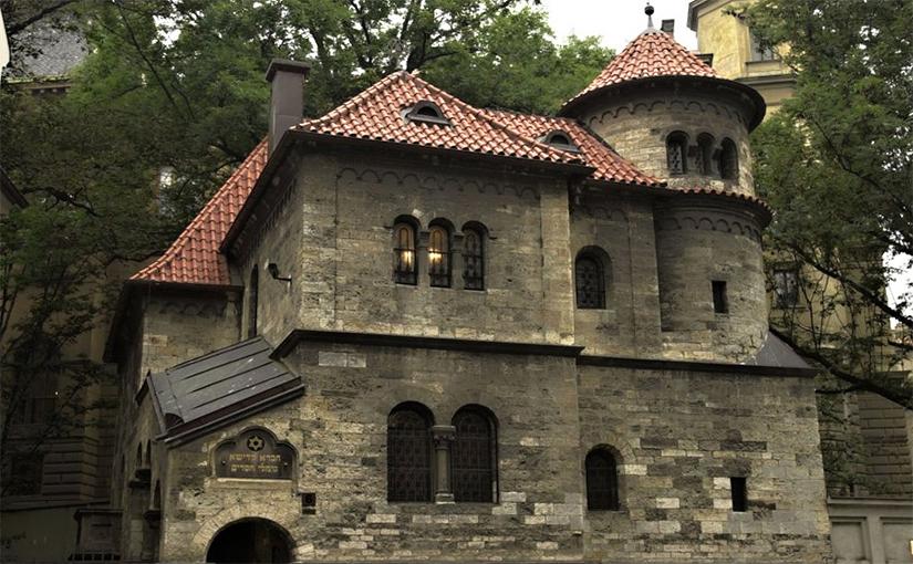 בית החברא קדישא בפראג