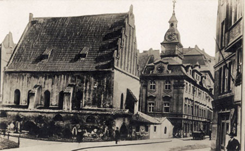 המוזיאון היהודי בפראג