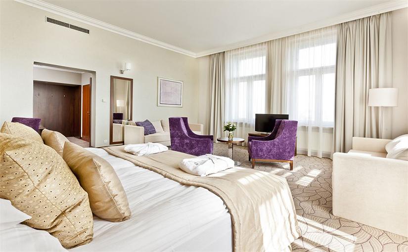 קינג דיויד – בית מלון כשר בפראג