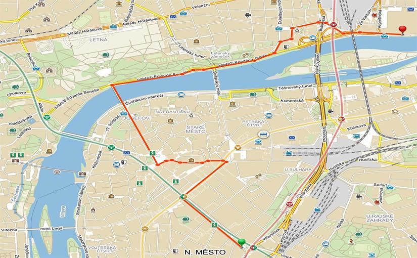 מסלול הקניות המומלץ שלנו בפראג
