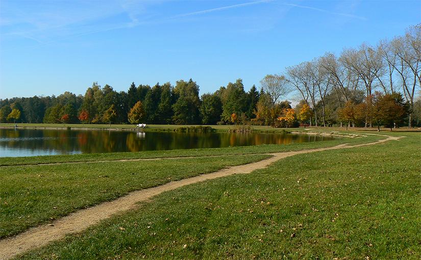 פארק סטרומובקה בפראג