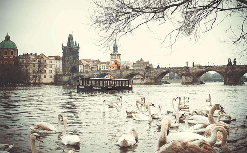 גשר קארל האגדי בפראג